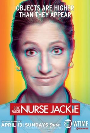 Nurse Jackie - Terapia d'urto 1047x1538