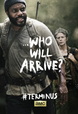 The Walking Dead 1399x2048