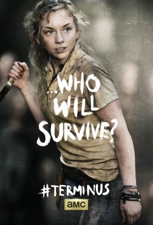 The Walking Dead 1398x2048