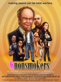 6 Nonsmokers poster