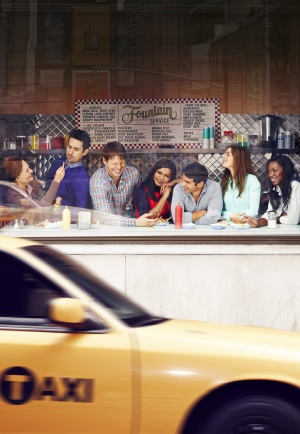 The Mindy Project 3071x4447