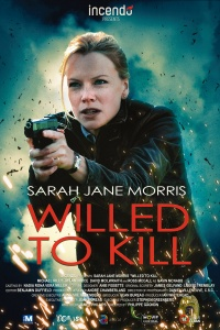 Willed to Kill poster