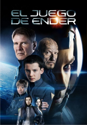 Ender's Game 500x723
