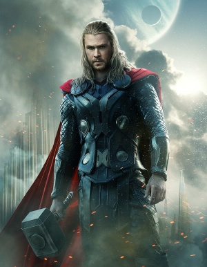 Thor: The Dark World 675x869