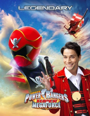 Power Rangers Megaforce 970x1250