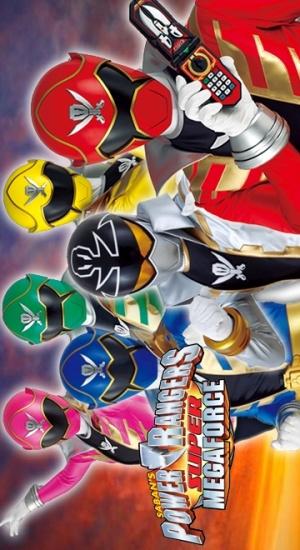 Power Rangers Megaforce 360x660