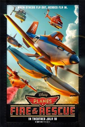 Planes 2 - Immer im Einsatz 1381x2048