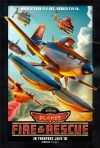 Planes: Fire & Rescue poster