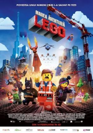 The Lego Movie 537x768