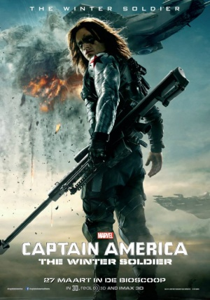 Captain America: The Winter Soldier 672x960