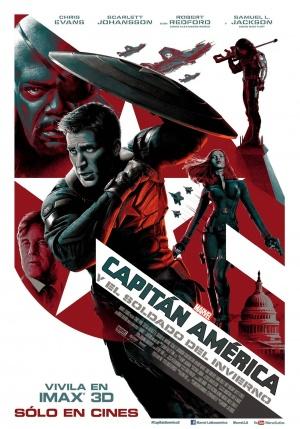 Captain America: The Winter Soldier 1120x1600