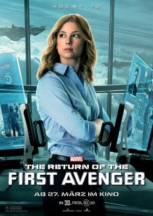 Captain America: The Winter Soldier 778x1100