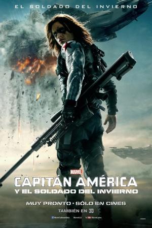 Captain America: The Winter Soldier 735x1100