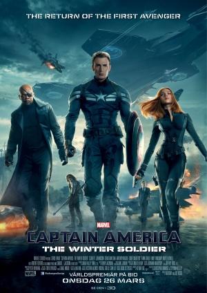 Captain America: The Winter Soldier 2481x3508
