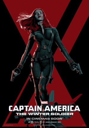 Captain America: The Winter Soldier 3497x5000