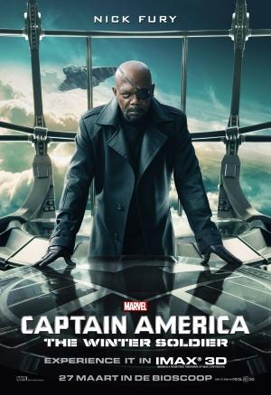 Captain America: The Winter Soldier 3427x5000