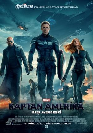 Captain America: The Winter Soldier 827x1181