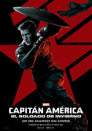 Captain America: The Winter Soldier 769x1100