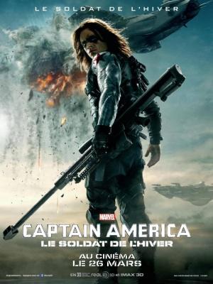 Captain America: The Winter Soldier 749x999