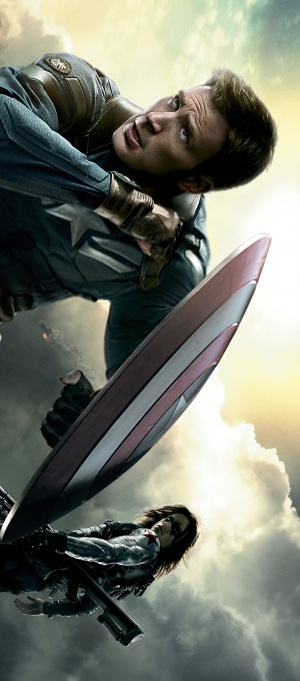 Captain America: The Winter Soldier 2202x5000