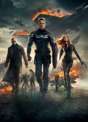 Captain America: The Winter Soldier 2152x3000