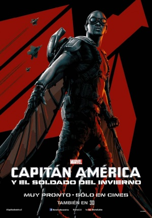 Captain America: The Winter Soldier 770x1100