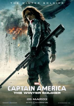 Captain America: The Winter Soldier 770x1100