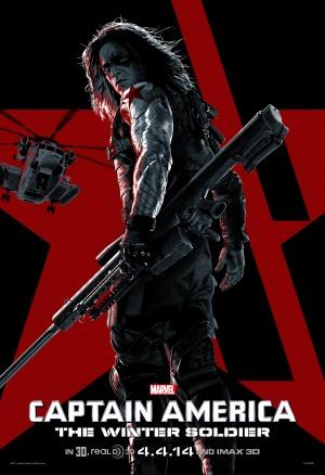 Captain America: The Winter Soldier 1714x2500