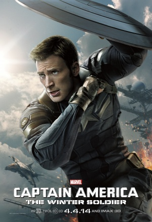 Captain America: The Winter Soldier 2222x3240