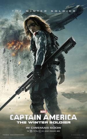 Captain America: The Winter Soldier 3124x5000