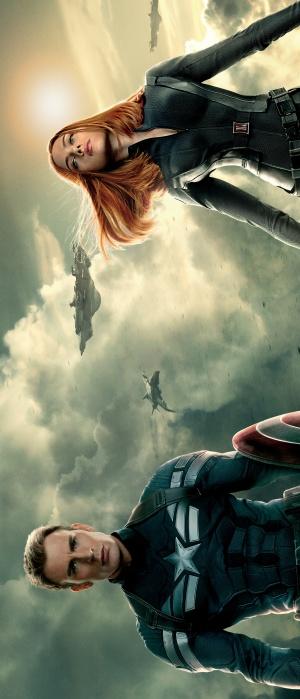 Captain America: The Winter Soldier 2145x5000