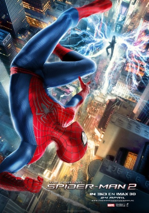 The Amazing Spider-Man 2 717x1024