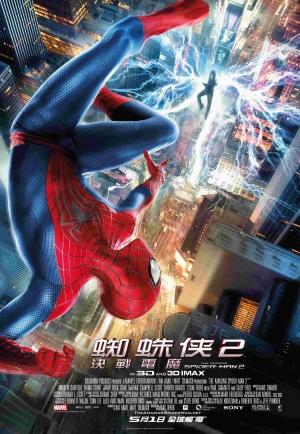 The Amazing Spider-Man 2 3459x5000