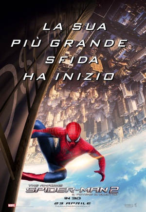 The Amazing Spider-Man 2 2362x3423