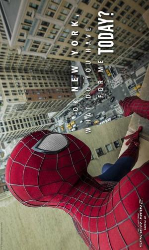 The Amazing Spider-Man 2 573x960