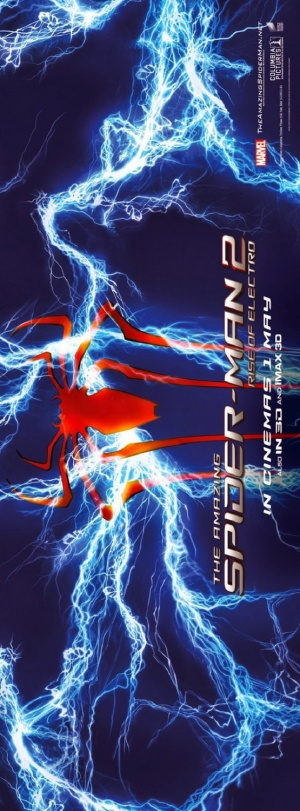 The Amazing Spider-Man 2 555x1500