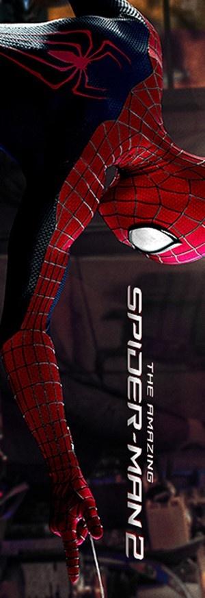 The Amazing Spider-Man 2 300x873