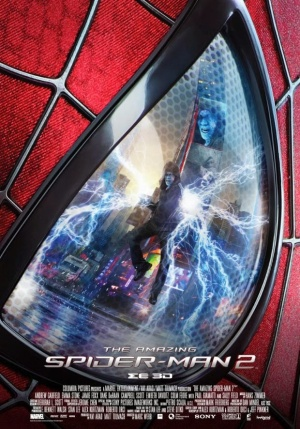 The Amazing Spider-Man 2 620x886