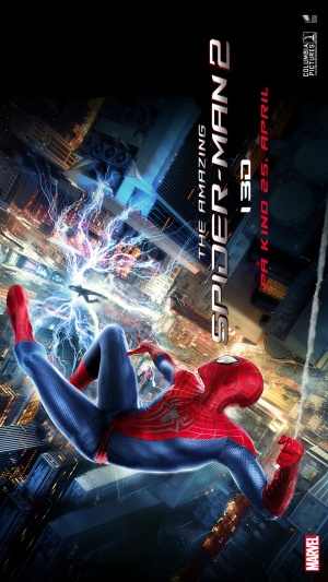 The Amazing Spider-Man 2 1080x1920