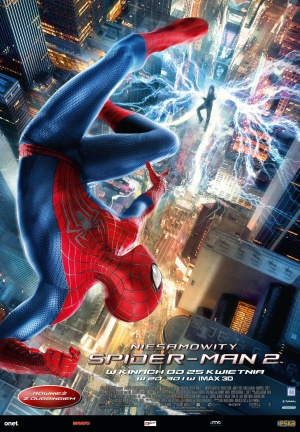 The Amazing Spider-Man 2 1874x2701