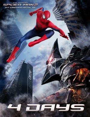 The Amazing Spider-Man 2 1200x1563