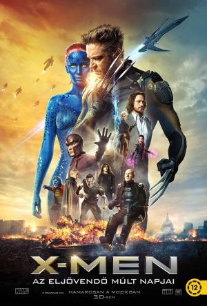 X-Men: Days of Future Past 1450x2147