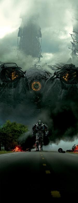 Transformers: La era de la extinción 1930x5000