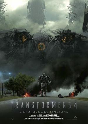 Transformers: La era de la extinción 3572x5000