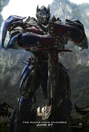 Transformers: La era de la extinción 3038x4500