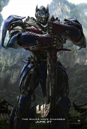 Transformers: La era de la extinción 2025x3000