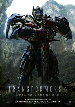 Transformers: La era de la extinción 3307x4724