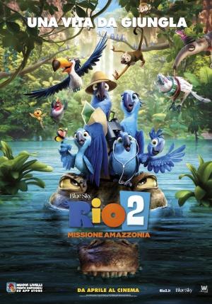 Rio 2 - Dschungelfieber 2066x2952