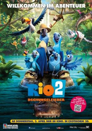 Rio 2 - Dschungelfieber 1974x2800