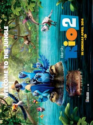 Rio 2 - Dschungelfieber 1718x2294